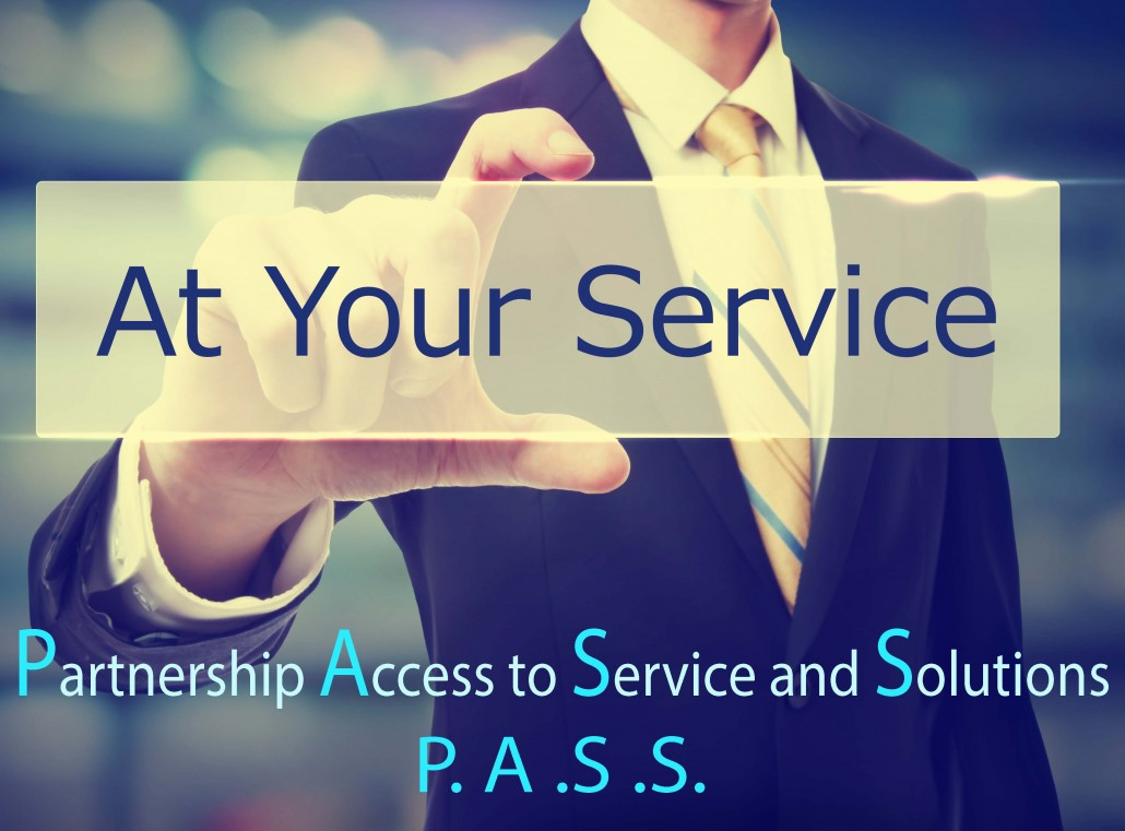 Partnership Access to Service and Solutions